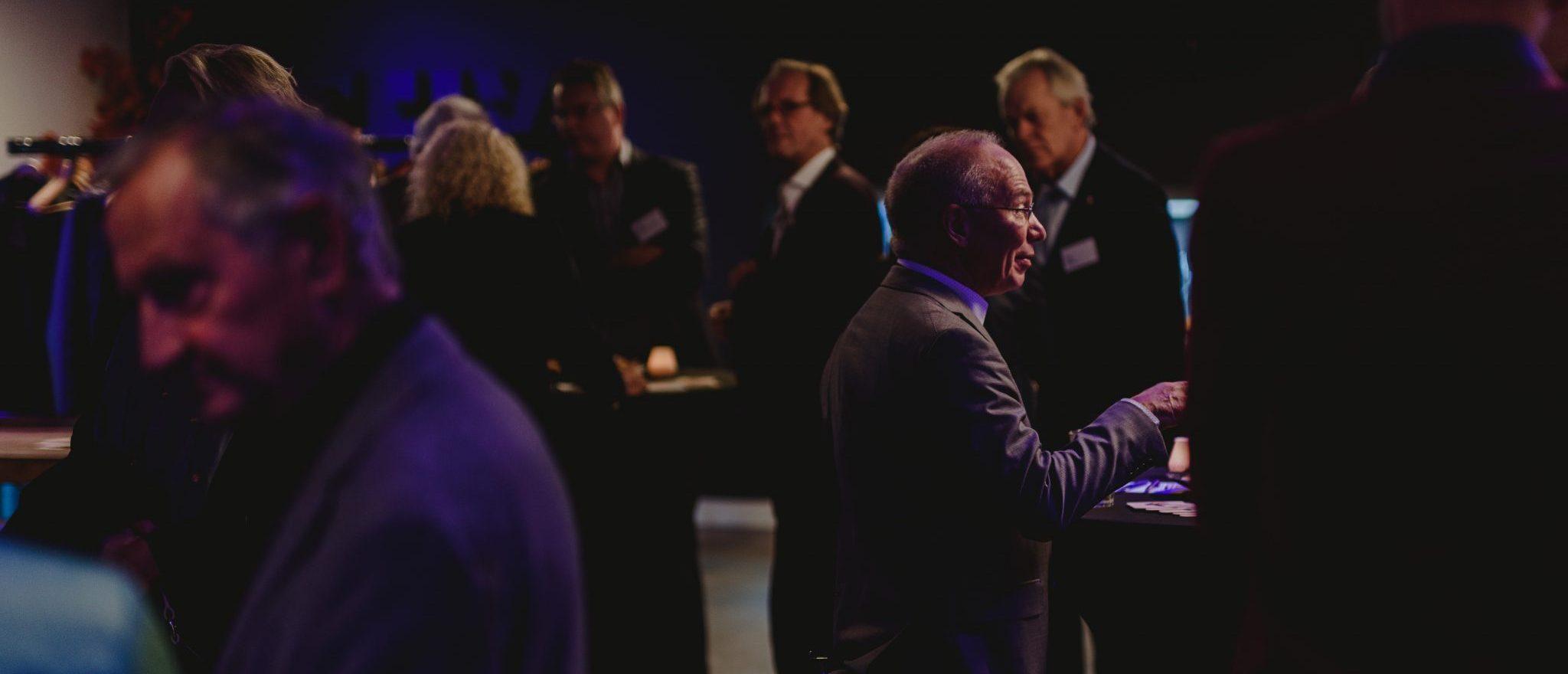 Ambassadorsclub ontbijtbijeenkomst met gastspreker Björn Kuipers