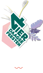 Vierdaagsefeesten Nijmegen - 17 t/m 23 juli 2021